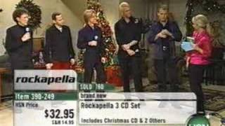 Special Christmas Songs, Diane in FL - Rockapella on HSN