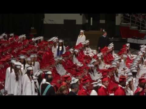 duPont Manual High School Graduation 2013 June 6