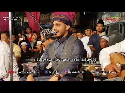 Lagu Bikin Hati Adem | Jalsah BALASYIK JEMBER Live Kanzus Sholawat Hb. Luthfi Bin Yahya Pekalongan