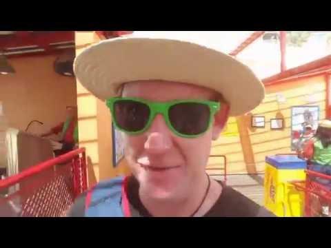 #29 (9/9/2016) DCA Disney California Adventure Mania!!
