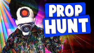 DISCOS, BANANAS & SHIT JOKES! | G Mod Prop Hunt Funny Moments
