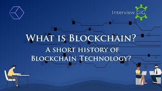 What is Blockchain? A short history of #Blockchain Technology 2019? #Technology