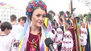 2019-06-04 г. Брест. Международный хореографический фестиваль. Новости на Буг-ТВ. #бугтв
