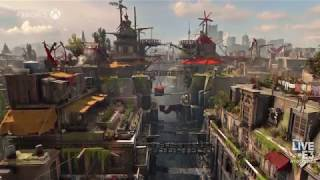 Dying Light 2 World Premiere Trailer and Demo - Microsoft Xbox Press Conference E3 2018
