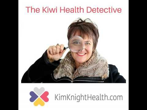 Kim Knight - Why symptoms mean we 're healing