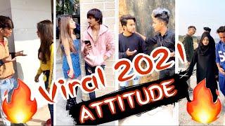 |? ? Boys Vs Girls Attitude Tik Tok Video | ? Attitude Tik Tok Video 2021 | Girls Attitude Tik Tok?