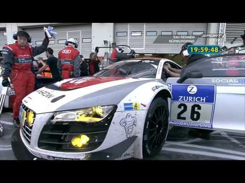 24h Nürburgring 2012 - 10 Abend (19:50 Uhr)