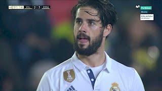 Isco Alarcn vs Villarreal Away HD 1080i 260217