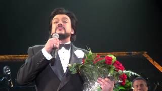"""Речь Ф.Киркорова после премьеры """"Чикаго"""""""