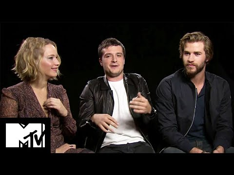Jennifer Lawrence & Mockingjay Cast on the Funniest Behind The Scenes Moments | MTV Movies