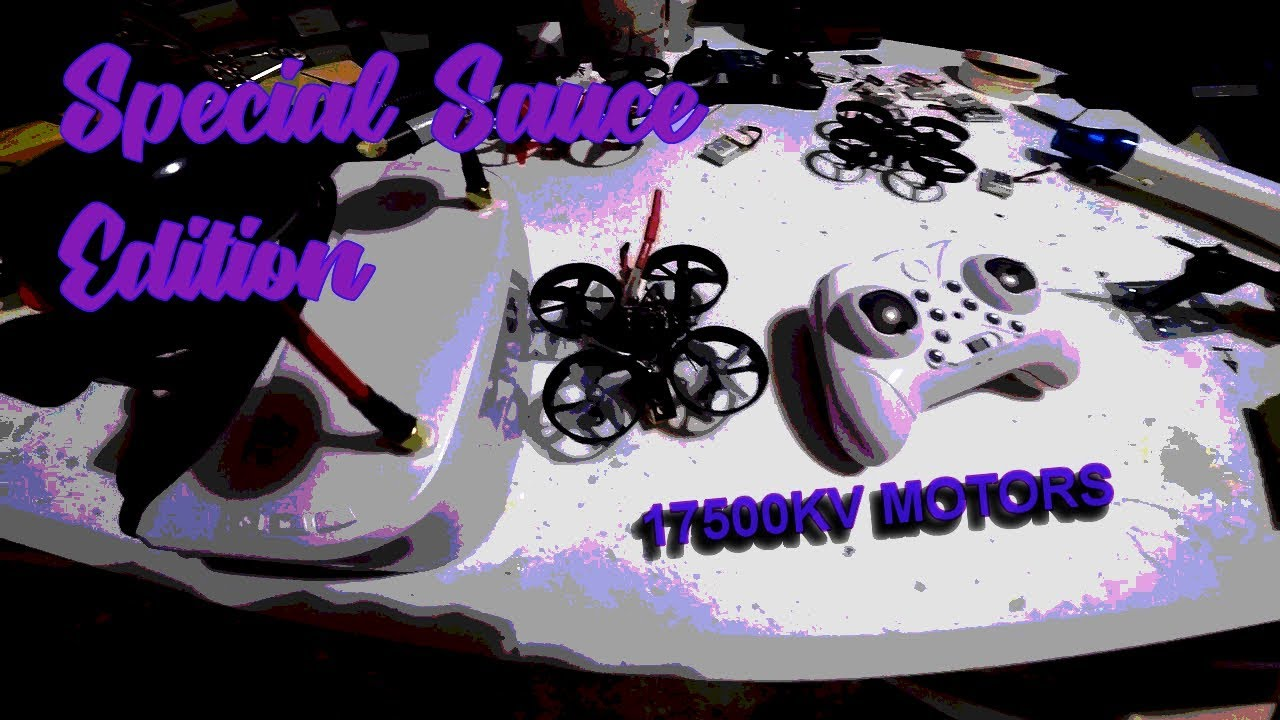 Faster 17500KV TW Special Sauce Edition for Crazepony 4pcs 6x15mm Motor Speed