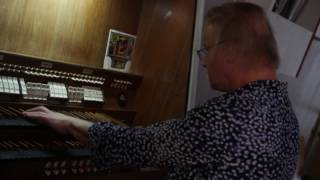 Бернар Струбер (орган,Франция)- Ж.Бизе (импровизации на тему оперы Кармен)