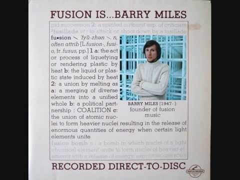 Barry Miles - Country miles