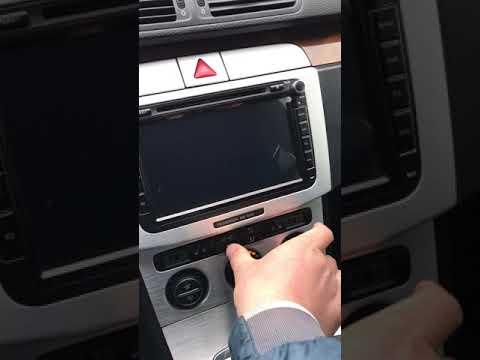 Адаптация климата и настройка заслонок фольксваген Passat B6 и всех моделей фольксваген!