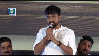 Director Sachin Ravi Talks about Avane Srimannarayana movie at Trailer Launch