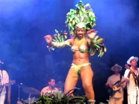 Brazilian Carnival in Monaco @ Theatre Princesse Grace 30.09.2011