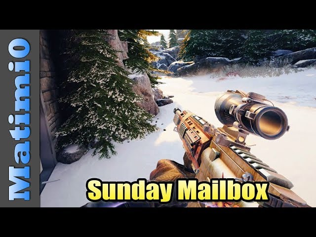 Frost Buffs Soon? - Sunday Mailbox - Rainbow Six Siege