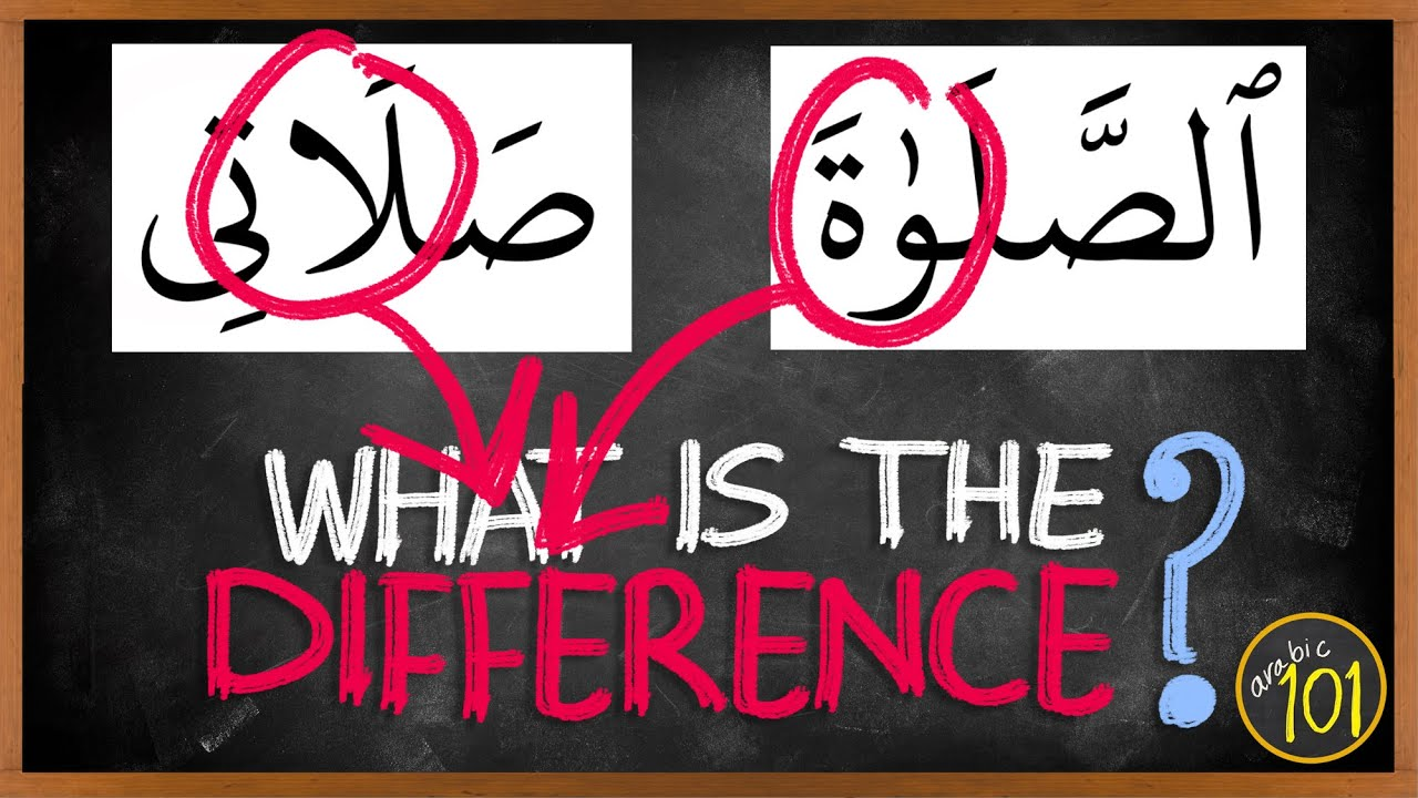 Why are some words spelled differently in the Holy Quran? - Arabic101