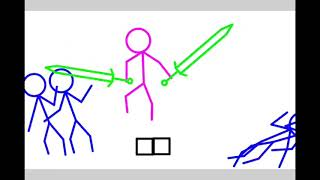 Awesome Stick Fight By Only Animation