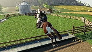 FS19 for Xbox One, PS4 and PC/Mac - Horses