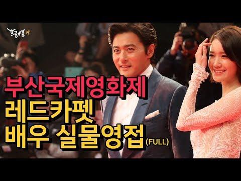 2017 Busan International Film Festival 레드카펫 현장스케치 Full!
