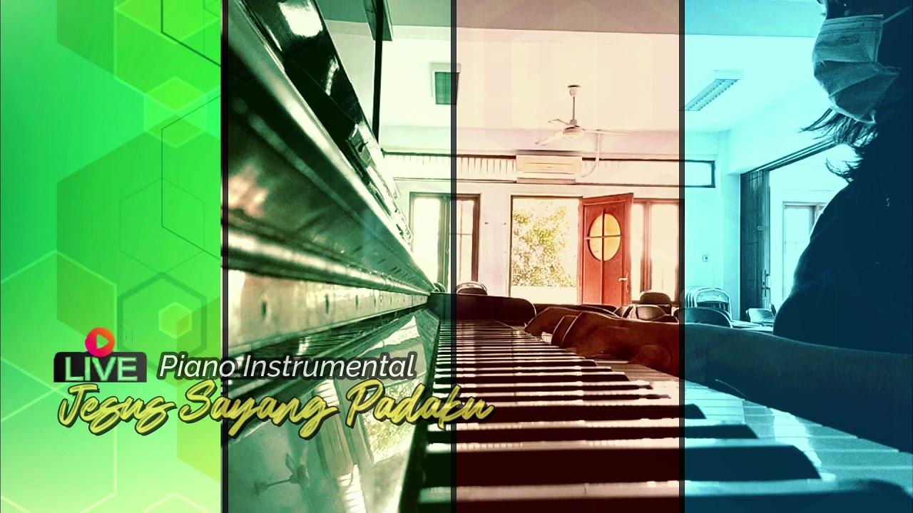 Yesus Sayang Padaku (Instrumental)   Piano   Worship Piano   Praise   Me Time   Meity Nababan