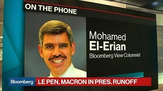 El-Erian Says Markets Avoided a Destabilizing Outcome