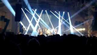 Apocalyptica - Seek and Destroy Live 8.10.2015 Kraków