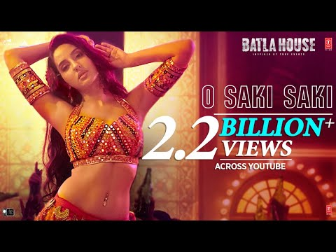 O SAKI SAKI Video Song - Batla House
