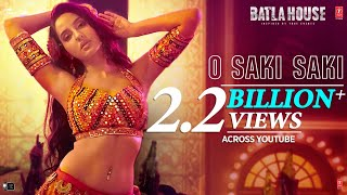 Batla House: O SAKI SAKI Video | Nora Fatehi, Tanishk B, Neha K, Tulsi K, B Praak, Vishal-Shekhar.mp3
