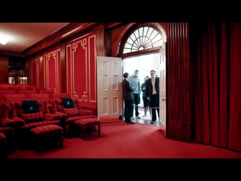 The White House Movie Theater