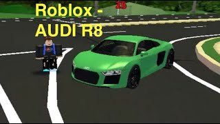 Roblox - Finding an Abandoned Audi R8 in Ultimate Driving Westover!!!
