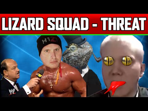 Ex Sony CEO to Lizard Squad - I'M COMING FOR YOU