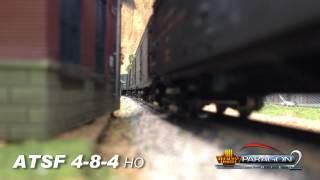 OFFICIAL Paragon2 ATSF 4-8-4, HO Promo Video by Broadway Limited Imports, LLC