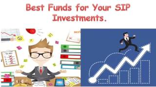 SIP Portfolio for starters !! | Best funds for your SIP investment |