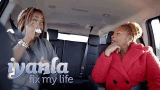Iyanla Gives Le'Andria Johnson a Ride to an AA Meeting   Iyanla: Fix My Life   Oprah Winfrey Network