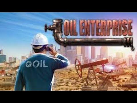 Oil Enterprise - Scenario 1 |