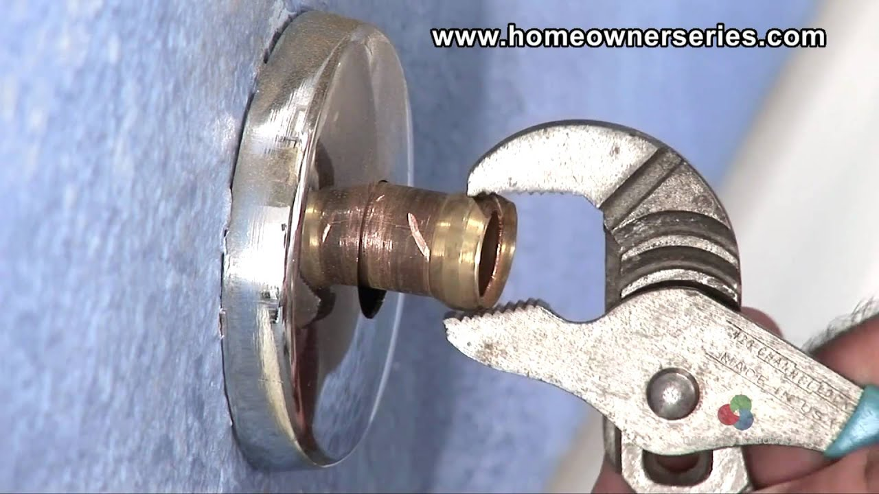 How to Fix a Toilet  Compression Ring Removal  YouTube