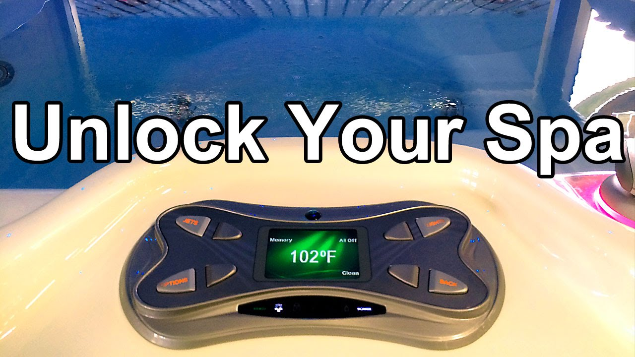 maxresdefault unlock hot spring highlife spa control panel youtube hot springs hot tub wiring diagram at nearapp.co