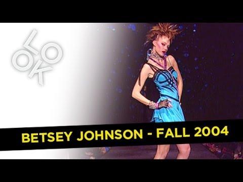 Fashion Flashback: Betsey Johnson Fall 2004