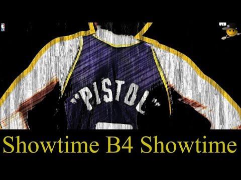 """""""Pistol"""" Pete Maravich (Showtime B4 Showtime) NBA Legends"""