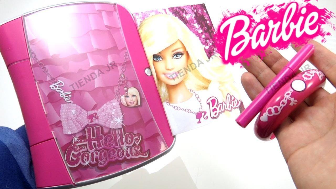 Diario Magico De Barbie Juguetes Para Ninas Compartimiento Secreto