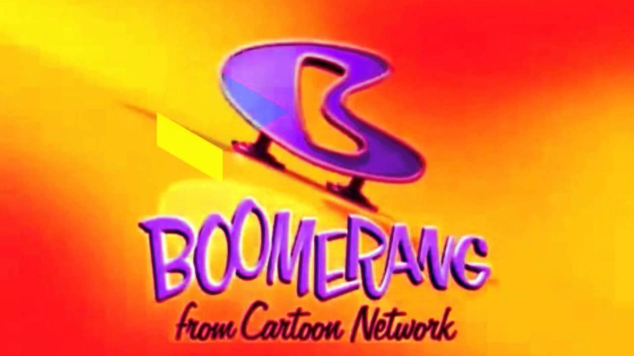 Boomerang From Cartoon Network 2016 Bumpers