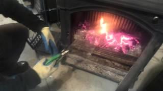 видео купить печь камин