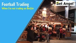 Cold winter evenings - When I'm not trading on Betfair