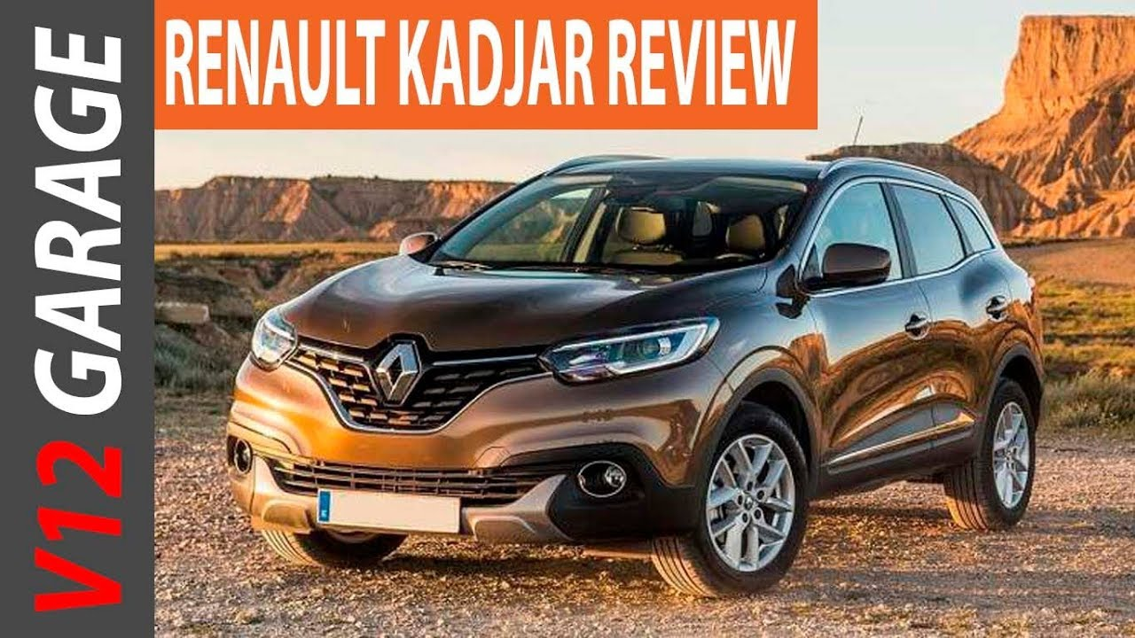 2018 Renault Kadjar Pictures Specs And Review Youtube