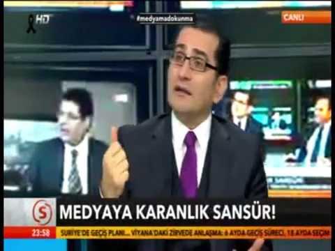 Samanyolu Tv (Stv) nin Kapatıldığı An