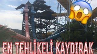 ADALAND - DÜNYANIN EN TEHLİKELİ KAYDIRAĞI (İÇİNDE KALDIM)!!!