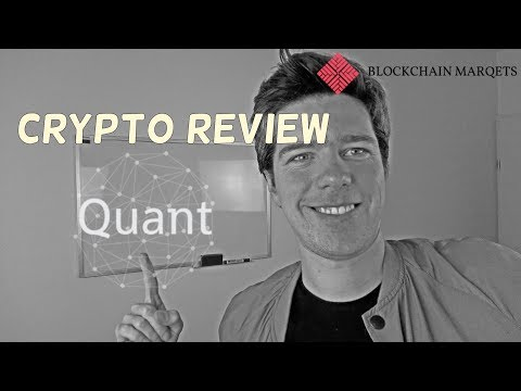 Quant Overledger Review - First Operational System to Connect Different Blockchains