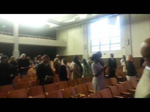 Baltimore Teacher Network Forum 04/27/2016